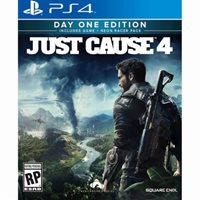 Igra za SONY PlayStation 4, Just Cause 4 Day One Edition