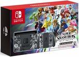 Igraća konzola NINTENDO Switch, Grey Joy-Con, Super Smash Bros Ultimate