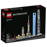 LEGO 21039, Architecture, Shanghai
