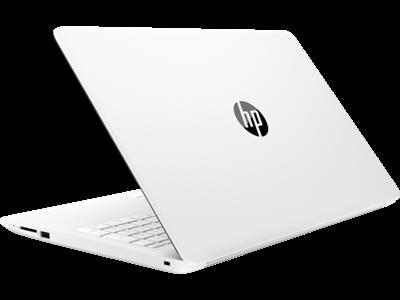 """Prijenosno računalo HP 15 5SX80EA / Ryzen 5 2500U, 4GB, 1000GB + 128GB SSD, Radeon Vega, 15.6"""" LED HD, DOS, bijelo"""