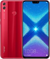 "Smartphone HUAWEI Honor 8X DS, 6.5"", 4GB, 64GB, Android 8.1, crveni"