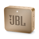 Zvučnik JBL Go 2, bluetooth, boja šampanjca