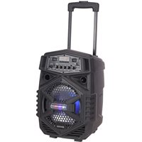 Karaoke DENVER TSP-110, 10W RMS, FM, BT, USB, microSD
