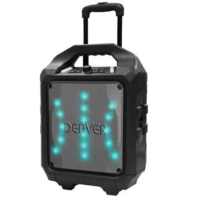 Karaoke DENVER TSP-505, 50W RMS, FM, BT, USB