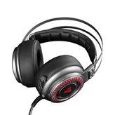 Slušalice MODECOM MC-833 Saber, sive