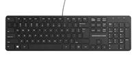 Tipkovnica MODECOM MC-700U, crna, USB