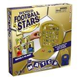 Društvena igra WORLD FOOTBALL STARS TOP TRUMPS MATCH, svjetske nogometne zvijezde