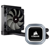 Vodeno hlađenje CORSAIR Hydro Series H60, socket 1150/1151/1155/1156/2011/2011-V3/2066/AM2/AM3/AM4