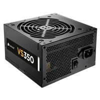 Napajanje 350W, CORSAIR VS series VS350 CP-9020095-EU, ATX, 120mm vent.