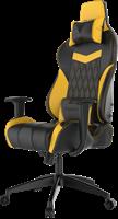 Gaming stolica GAMDIAS ACHILLES E2 L BY, 2D, crno-žuta