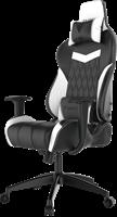Gaming stolica GAMDIAS ACHILLES E2 L BW, 2D, crno-bijela