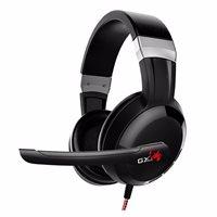 Slušalice GENIUS HS-G580, 3.5mm, crne