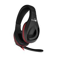 Slušalice GENIUS Lychas HS-G560, 3.5mm, crno-crvene