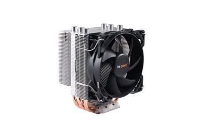 Cooler BEQUIET Pure Rock Slim, s. 1150/1151/1155/1156/AM2+/AM3+/AM4/FM1/FM2+, crni