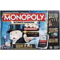 Društvena igra HASBRO, Monopoly Ultimative Banking