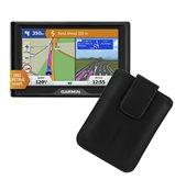 Navigacija GARMIN Drive 40LM Europe + Premium crna kožna torbica