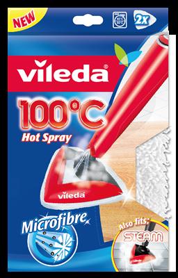 Podložak za parni čistač VILEDA Steam Refil