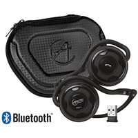 Slušalice ARCTIC P31X, Bluetooth USB Adapter, bežične, crne