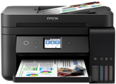 Multifunkcijski uređaj USED EPSON ITS L6190, printer/scanner/fax, Eco Tank, 4800 dpi, USB, LAN, WiFi