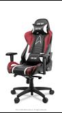 Gaming stolica AROZZI Star Trek Edition, crveno-crna