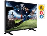 LED TV 40'' LUXOR LXD40F, FHD, DVB-T/C/S2, HDMI, USB, WiFi, energetska klasa A++