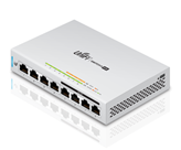 Switch UBIQUITI UniFi, Gigabit Switch, 8-port, 4 PoE porta