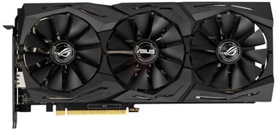 Grafička kartica PCI-E ASUS Strix RTX 2060 Gaming, 6GB DDR6