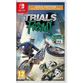 Igra za NINTENDO Switch, Trials Rising Gold Edition - Preorder