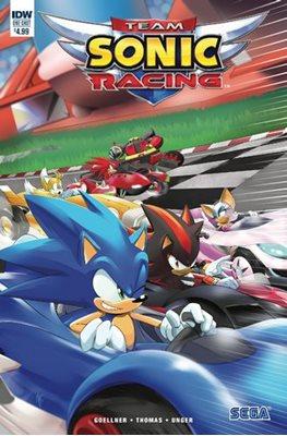 Igra za PC, Team Sonic Racing - Preorder