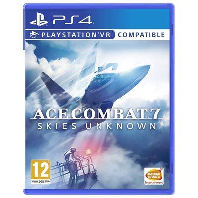 Igra za SONY PlayStation 4, Ace Combat 7: Skies Unknown