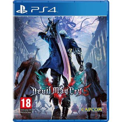 Igra za SONY PlayStation 4, Devil May Cry 5 - Preorder
