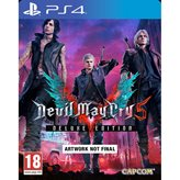 Igra za SONY PlayStation 4, Devil May Cry 5 Deluxe Steelbook Edition - Preorder