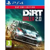 Igra za SONY PlayStation 4, Dirt Rally 2.0 Day One Edition - Preorder