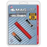 Ručna svjetiljka MAGLITE Solitaire K3A036U, crvena, blister