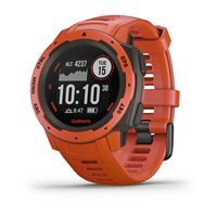 Sportski sat GARMIN Flame Red, HR, GPS