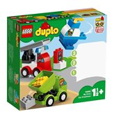 LEGO 10886, Duplo, My First Car Creations, moja prva vozla