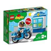 LEGO 10900, Duplo, Police Bike, policijski motocikl