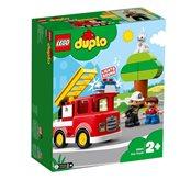 LEGO 10901, Duplo, Fire Truck, vatrgoasni kamion