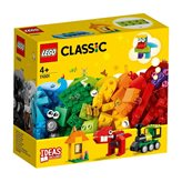 LEGO 11001, Classic, Bricks and Ideas, kocke i ideje