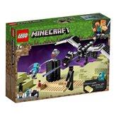 LEGO 21151, Minecraft, The End Battle, bitka u Endu