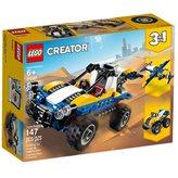 LEGO 31087, Creator, Dune Buggy, pješčani buggy, 3u1