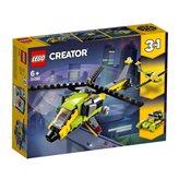 LEGO 31092, Creator, Helicopter Adventure, pustolovina u helikopteru, 3u1
