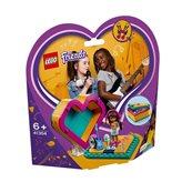 LEGO 41354, Friends, Andrea's Heart Box, Andreina srcolika kutija