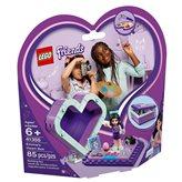 LEGO 41355, Friends, Emma's Heart Box, Emmina srcolika kutija