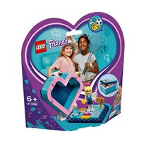 LEGO 41356, Friends, Stephanie's Heart Box, Stephaniena srcolika kutija
