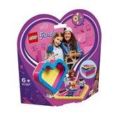 LEGO 41357, Friends, Olivia's Heart Box, Olivijina srcolika kutija
