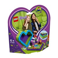 LEGO 41358, Friends, Mia's Heart Box, Mijina srcolika kutija