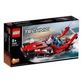LEGO 42089, Technic, Power Boat, Motorni čamac, 2u1