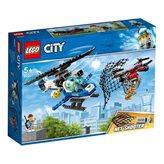 LEGO 60207, City, Sky Police Drone Chase, potjera nebeske policije za dronom