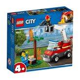 LEGO 60212, City, Barbecue Burn Out, zagorjeli roštilj